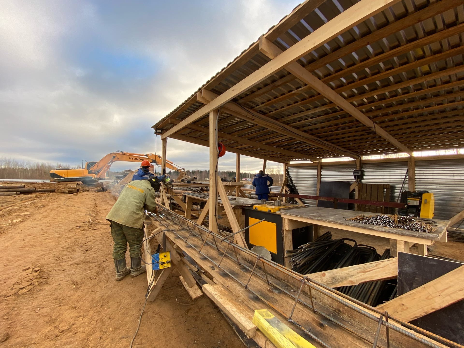 Станцию водоочистки в поселке Красные Ткачи планируют сдать осенью 2021 года