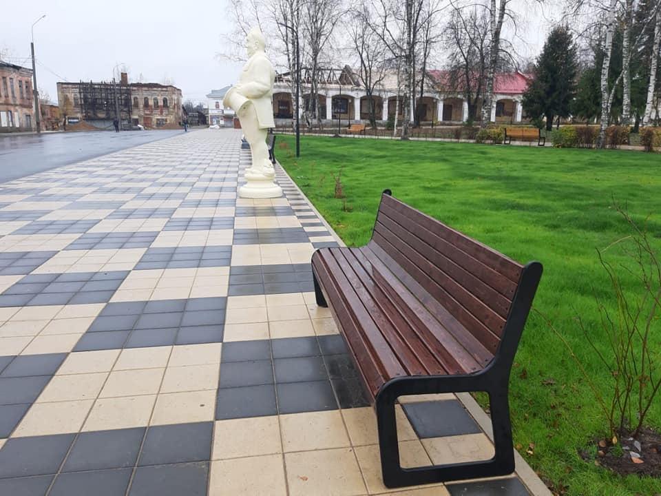В Ярославской области воплотили в жизнь проект благоустройства, признанный одним из лучших в стране