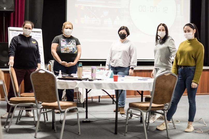 Участники проекта «Лидеры Ярославии» прорабатывают индивидуальные стратегии построения карьеры