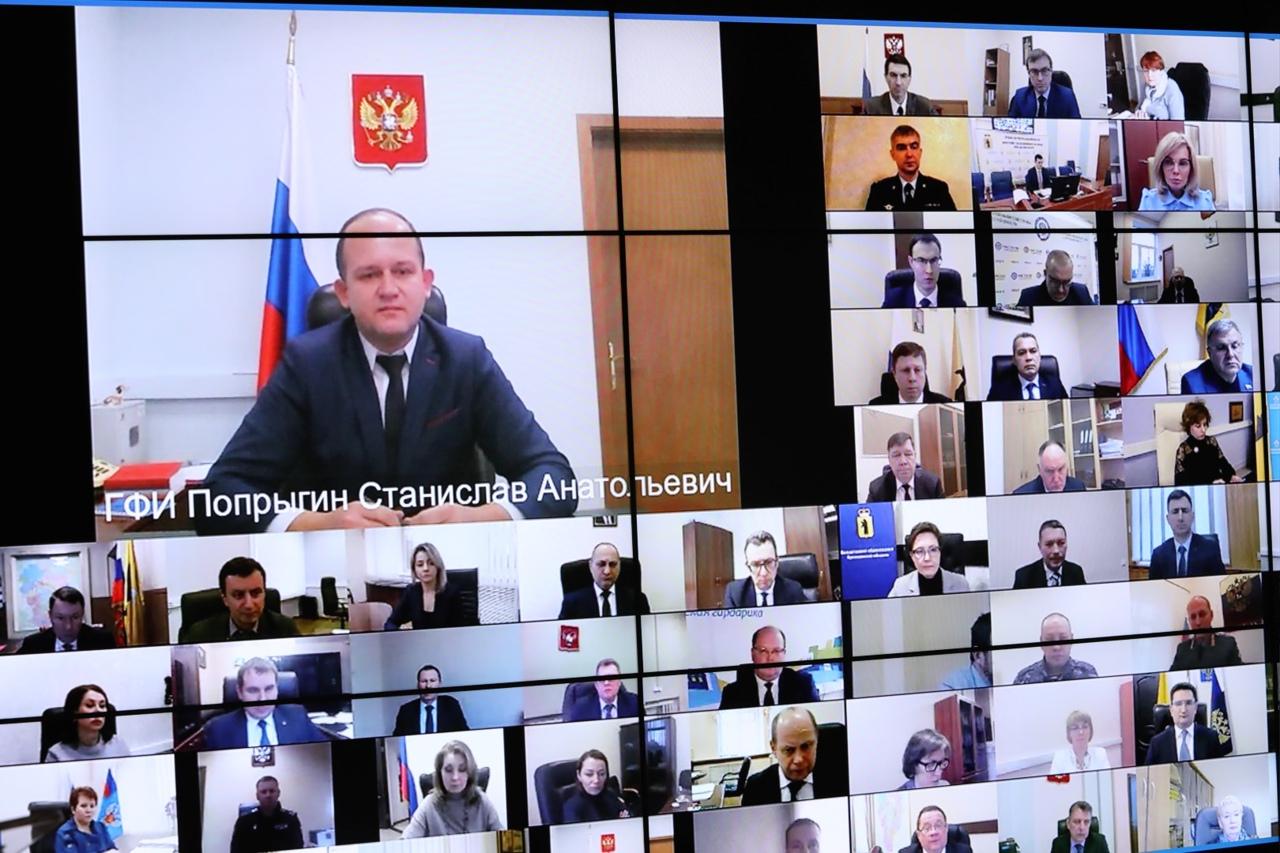 В Ярославской области назначили нового федерального инспектора