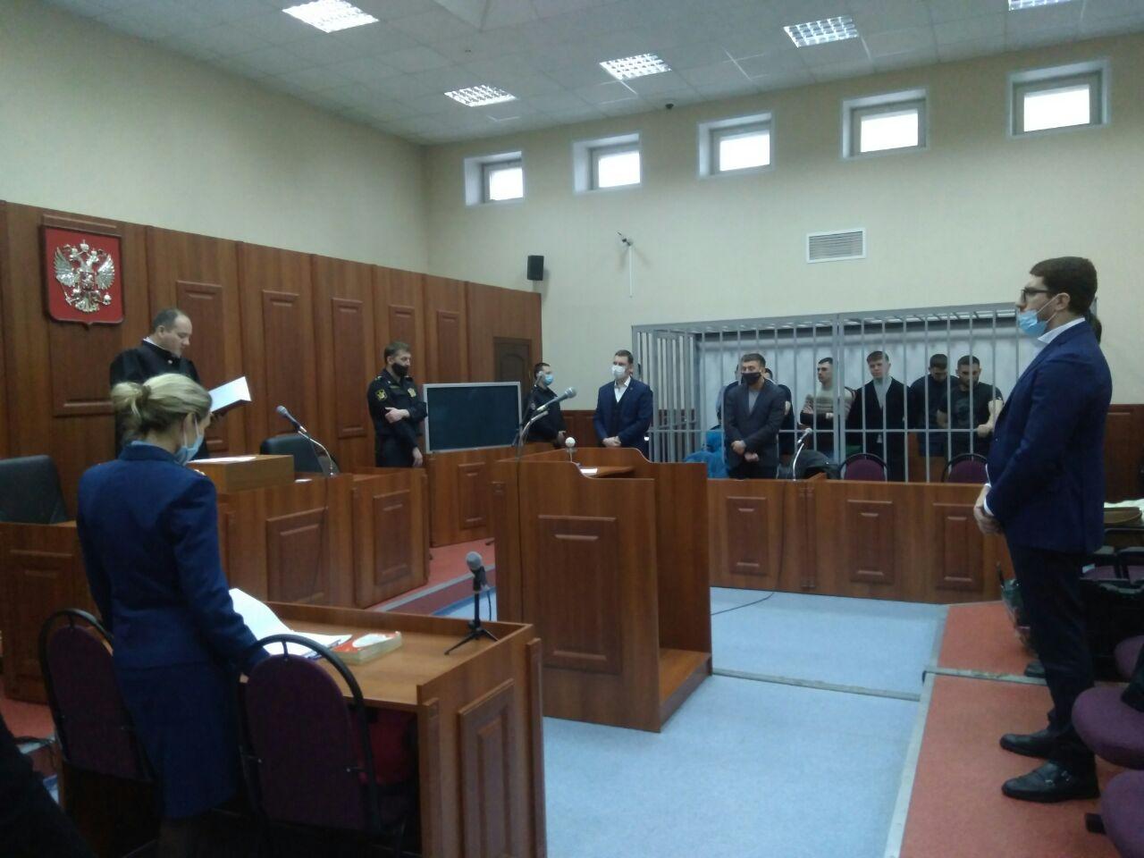 Суд в Ярославле оправдал двоих обвиняемых в пытках заключенного в колонии
