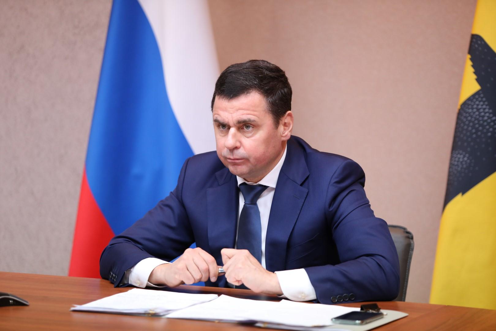 Дмитрий Миронов: только вместе мы сможем сохранить стабильность и согласие в регионе