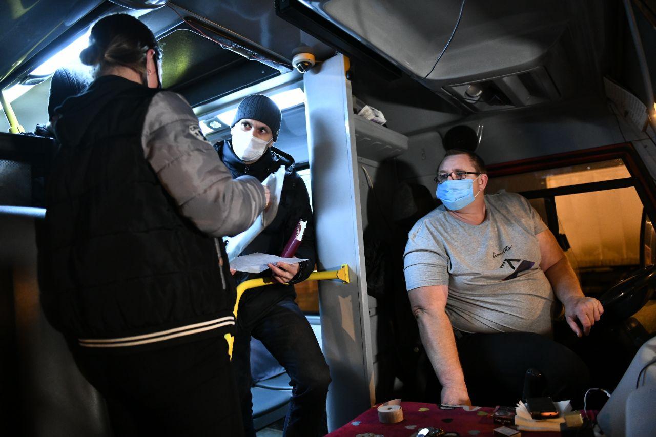 После жалоб ярославцев мэрия организовала проверку работы маршруток по вечерам