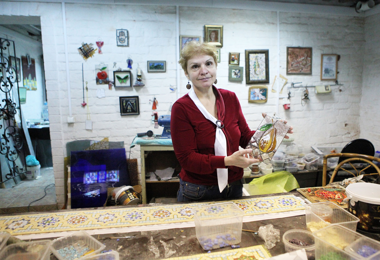 Как закалялась эмаль. Ярославские художники создают иконы для восстанавливаемых храмов