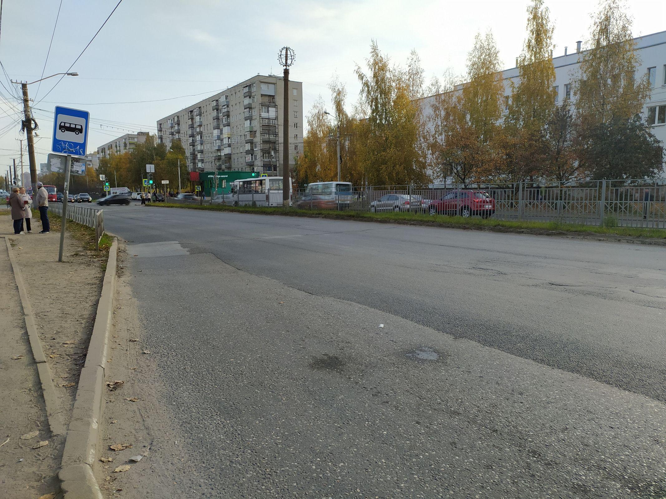 В Ярославле на проспекте Машиностроителей меняют светофоры
