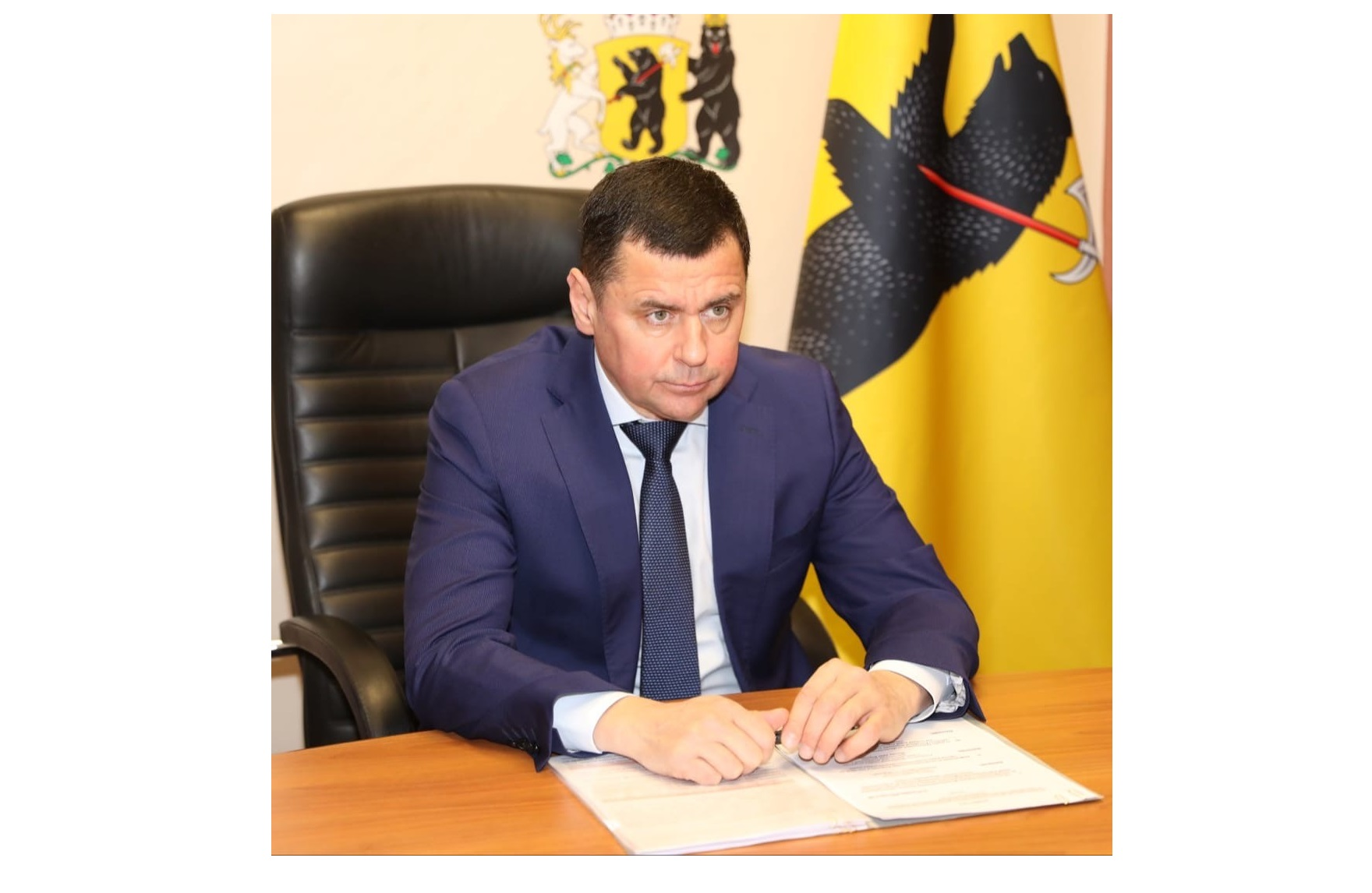 Дмитрий Миронов: к декабрю количество тестов на коронавирус в регионе доведут до 3,5 тысячи в сутки