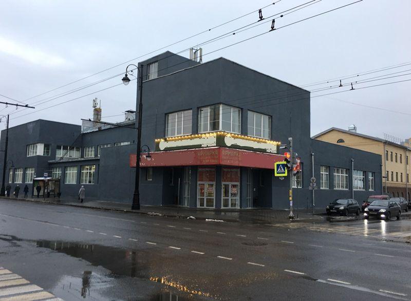 В Рыбинске появилась еще одна магазинная вывеска в историческом стиле
