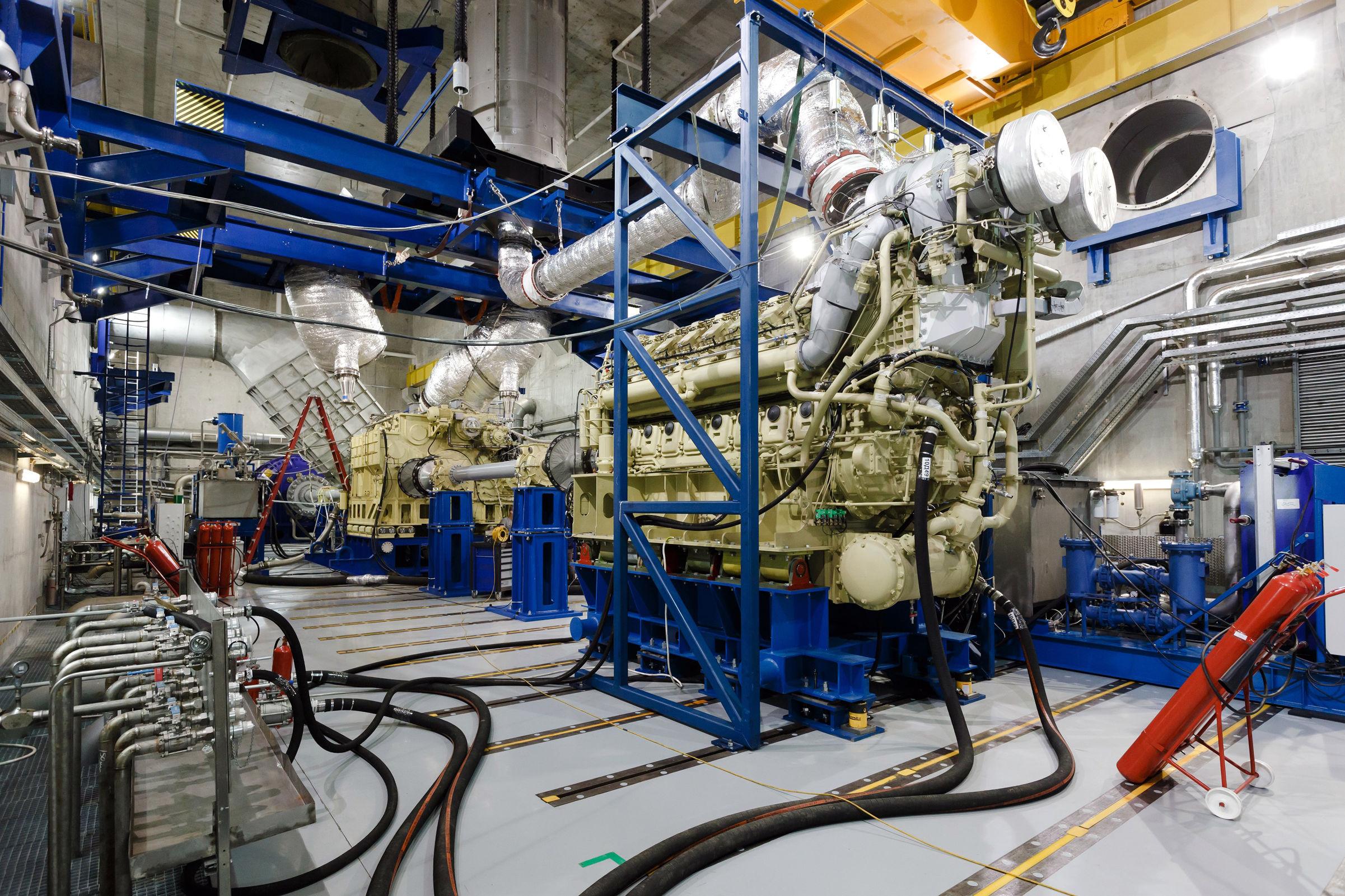 Фрегаты «адмиральской» серии будут оснащены отечественными двигателями
