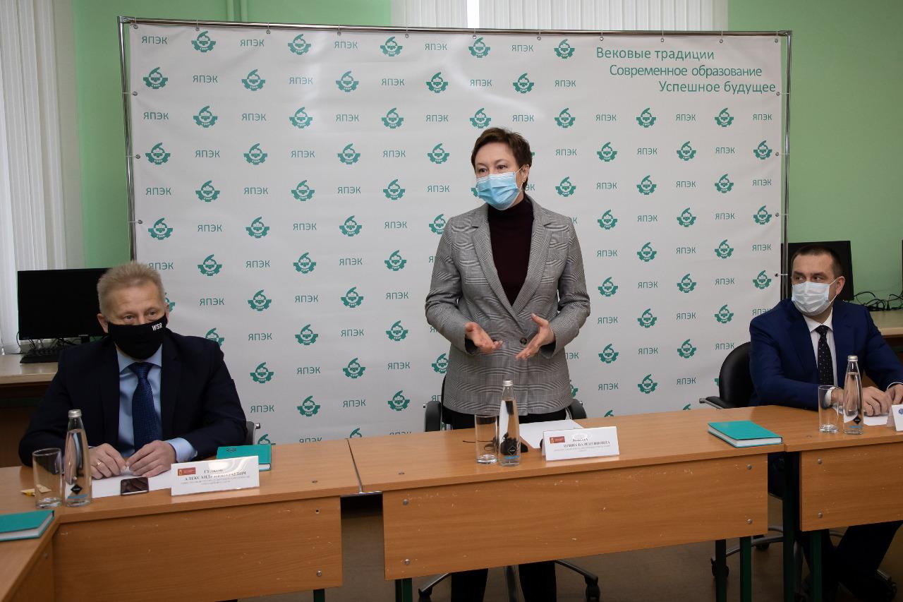 Центр профессиональных квалификаций в сфере химической и нефтехимической промышленности открылся в Ярославле
