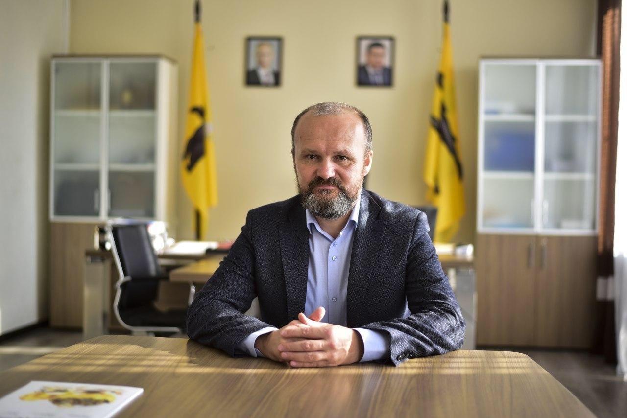 Глава Переславского района объявил о досрочном уходе в отставку