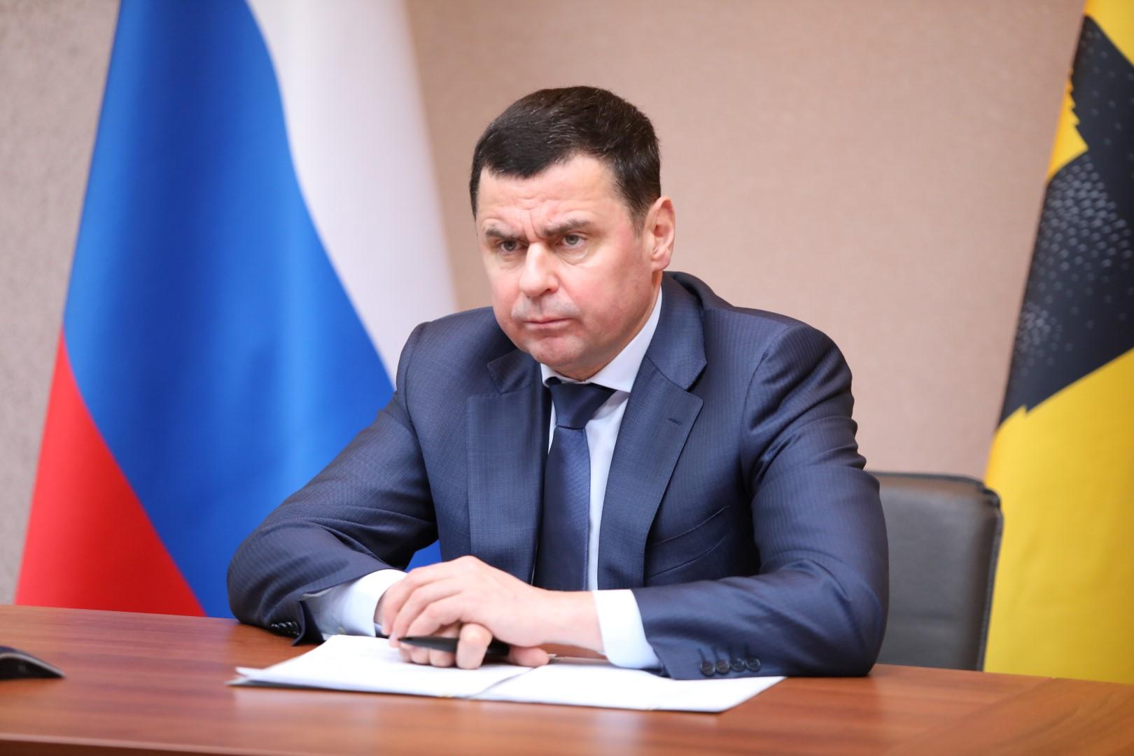 Дмитрий Миронов: новый ФОК построят в Некоузском районе в рамках договоренностей с ПАО «Газпром»