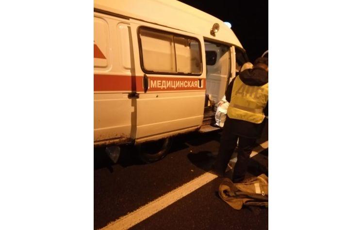 В Ярославской области в ДТП погиб водитель иномарки