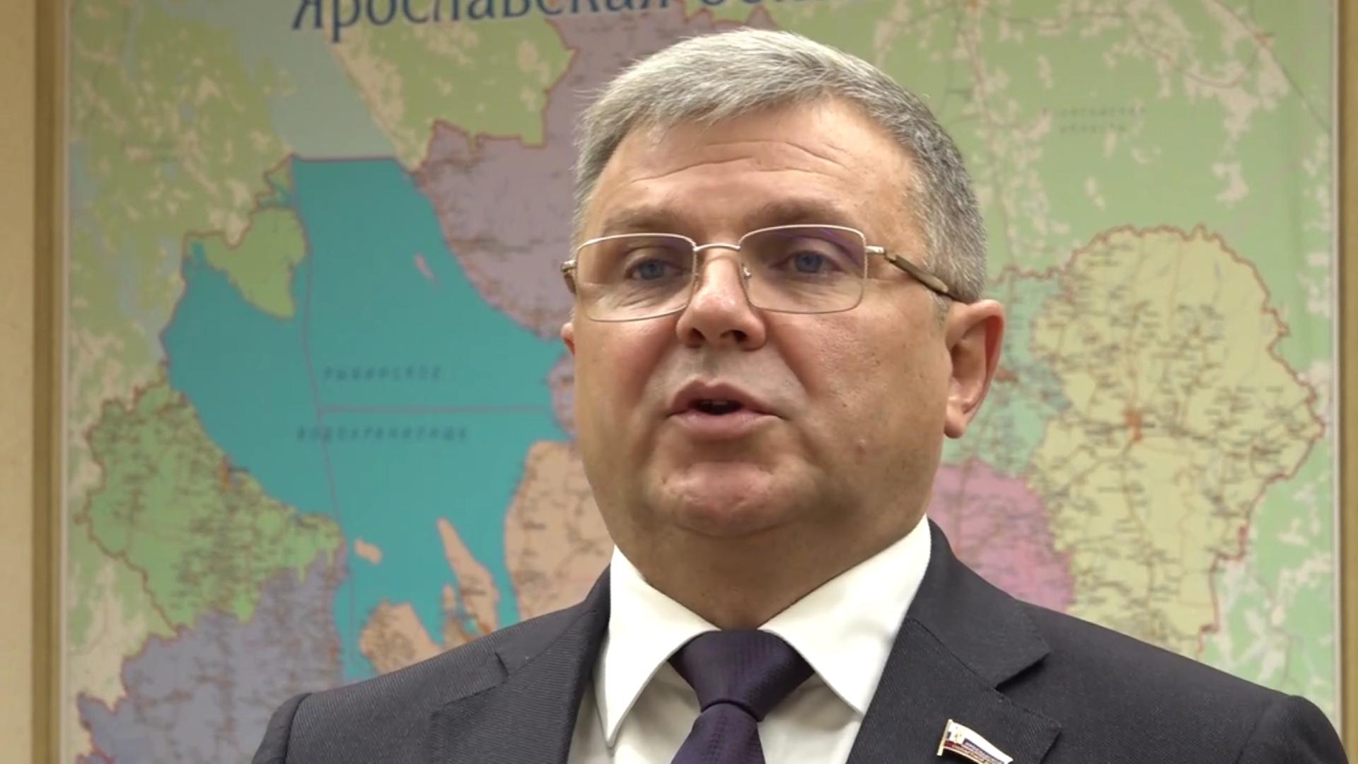 Председатель Яроблдумы объяснил, почему отложили рассмотрение проекта Генплана Переславля