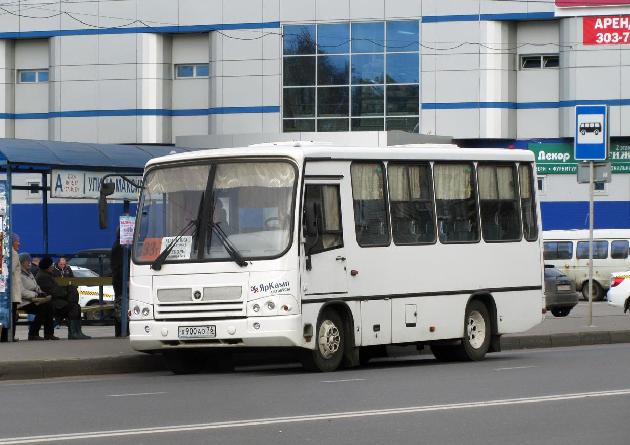 В Рыбинске две маршрутки станут автобусами