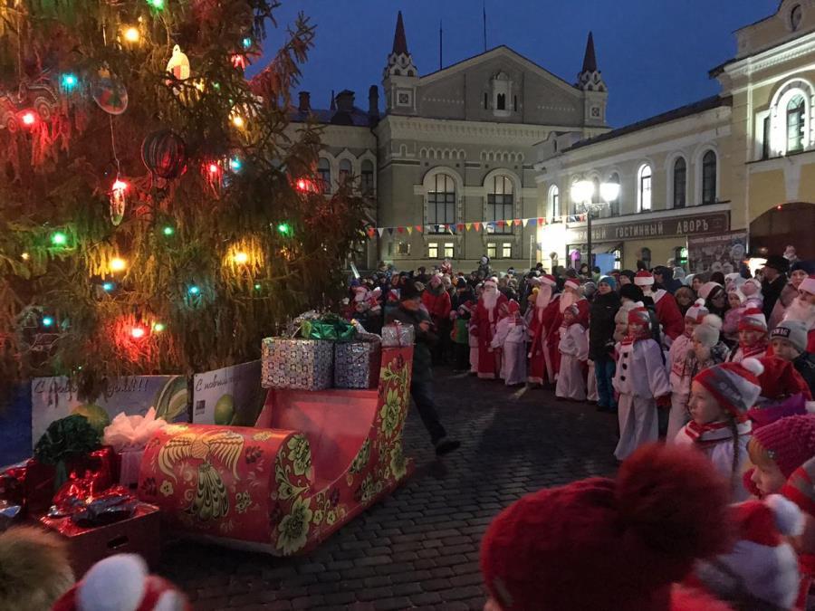 Главный Дед Мороз страны приедет на НаШествие в Рыбинск