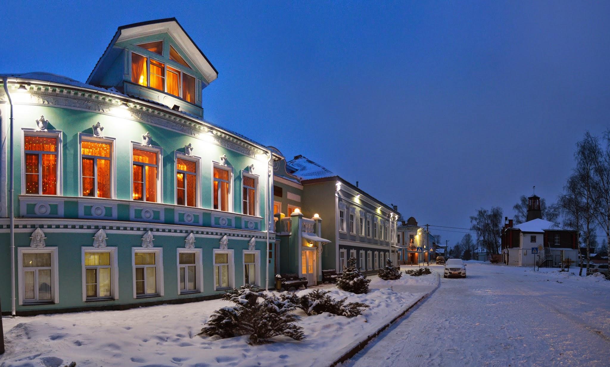 17 сел, деревень и поселков Ярославской области претендуют на статус самых красивых в России