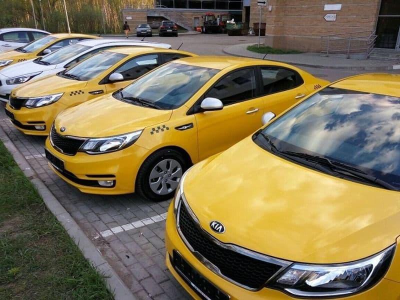 В Ярославской области для такси планируется введение единой цветовой гаммы