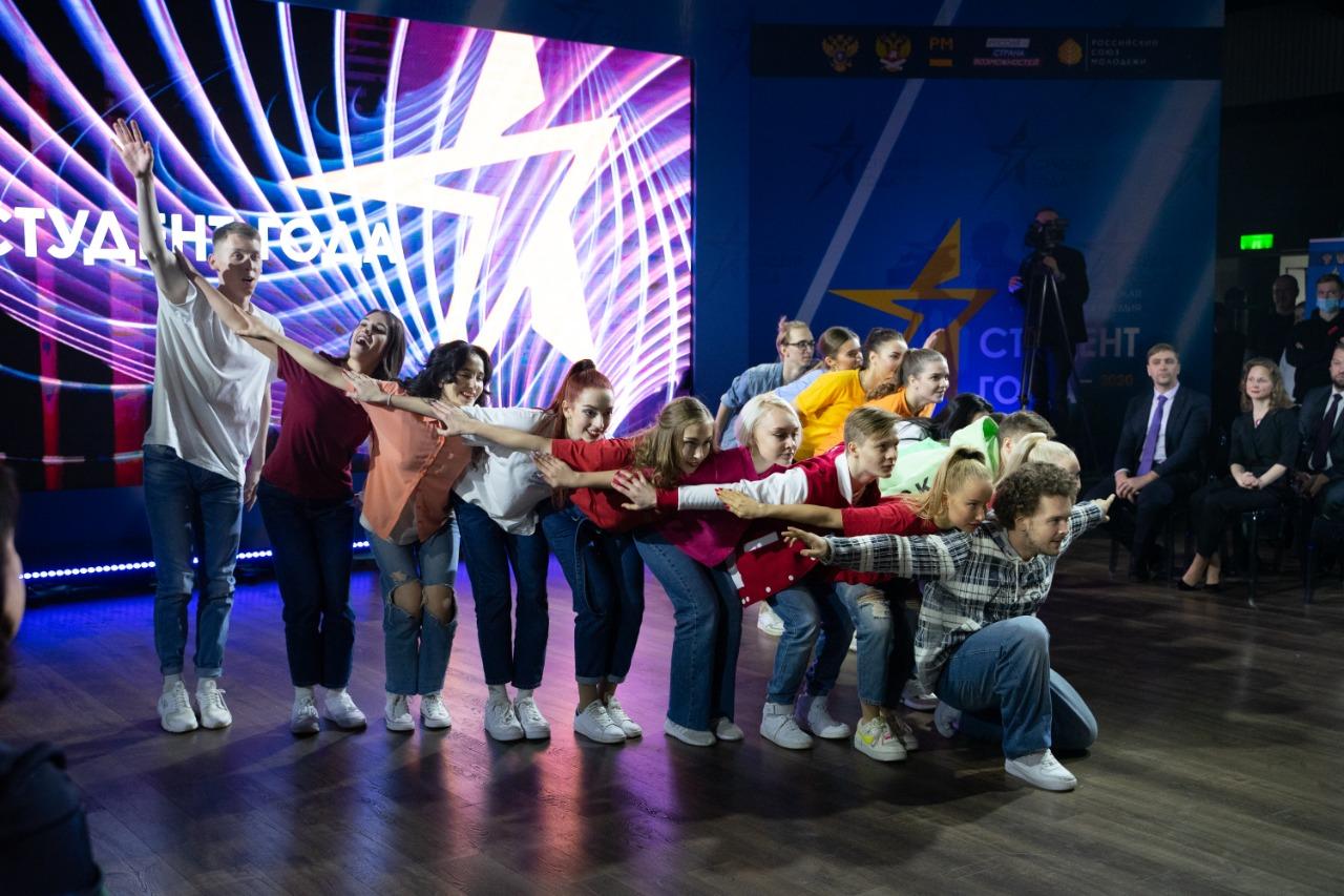 Волонтеры ЯрГУ стали лауреатами национальной премии «Студент года – 2020»