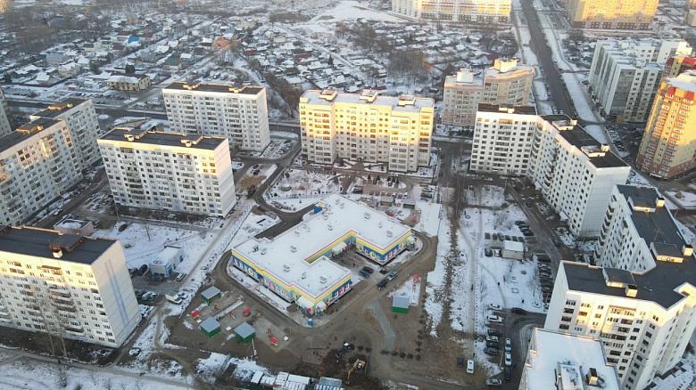 В Ярославле заканчивают строительство двух яслей и детского сада