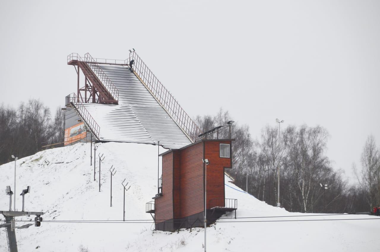 Дмитрий Миронов: подготовка к этапу Кубка мира по фристайлу вышла на финишную прямую