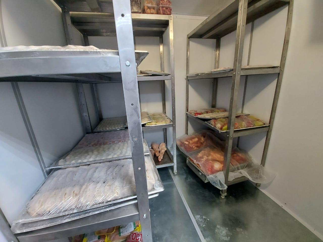 Пункт по приемке мяса, овощей и фруктов от фермеров и населения открыли в Мышкине