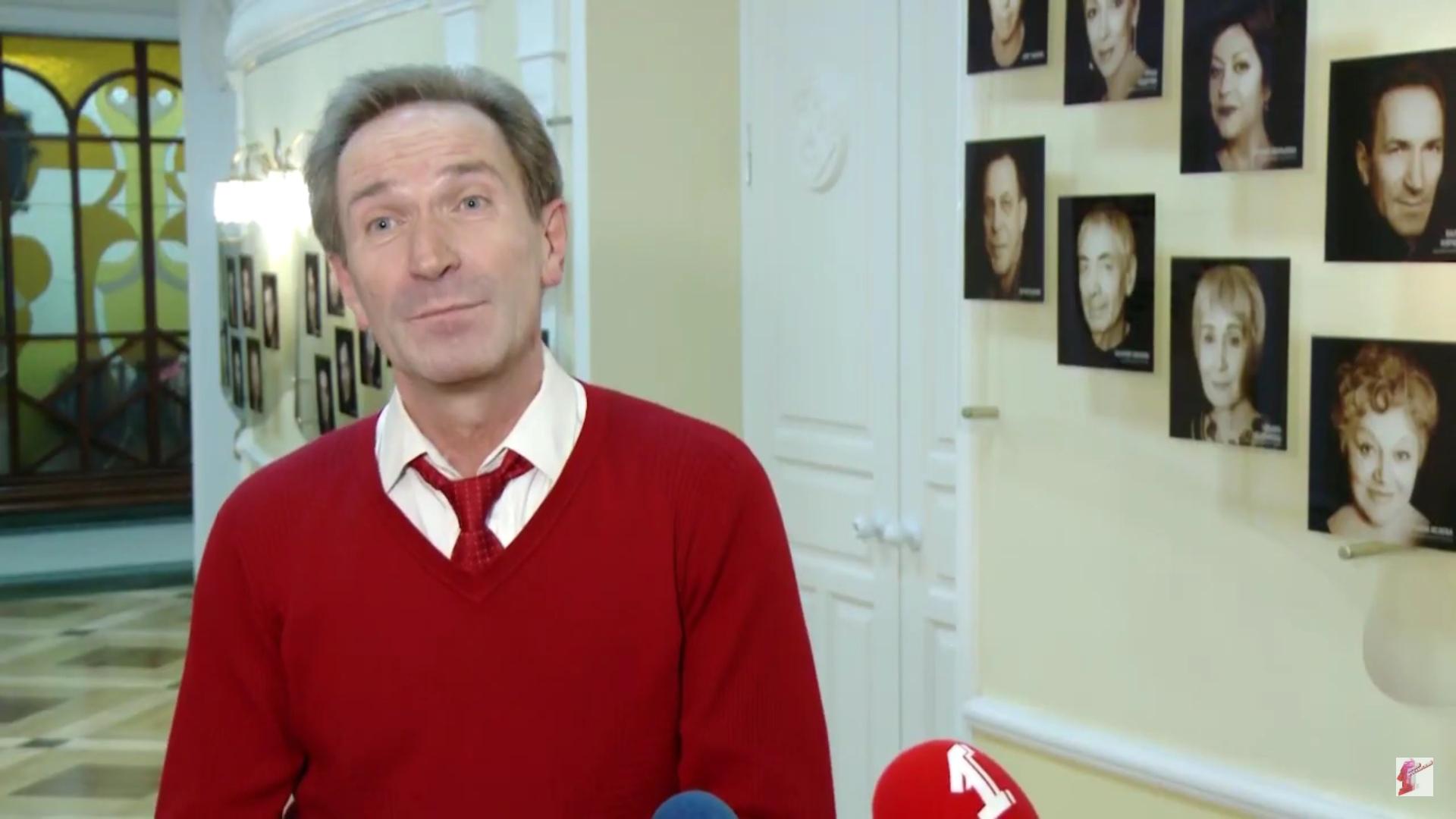 Народный артист России отметил свой юбилей на сцене Волковского театра