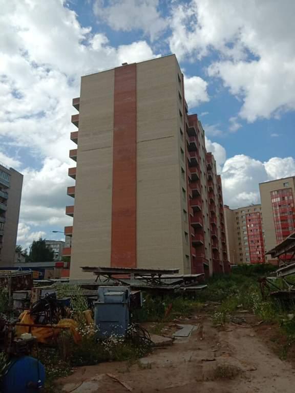 Найден инвестор для достройки проблемного дома на улице Слепнева в Ярославле