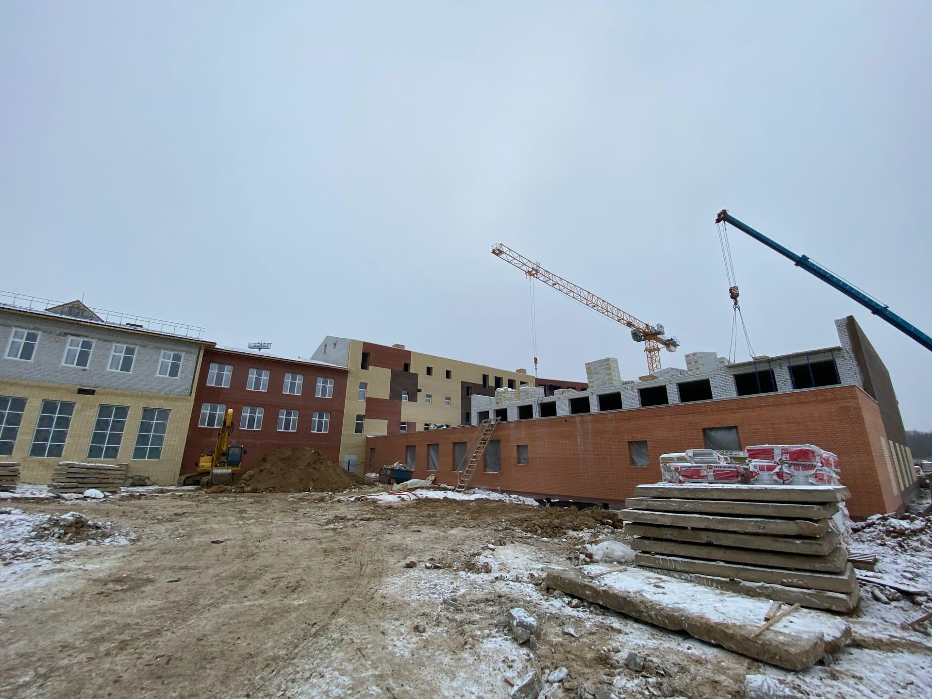 Новую школу в Ярославле откроют к 1 сентября