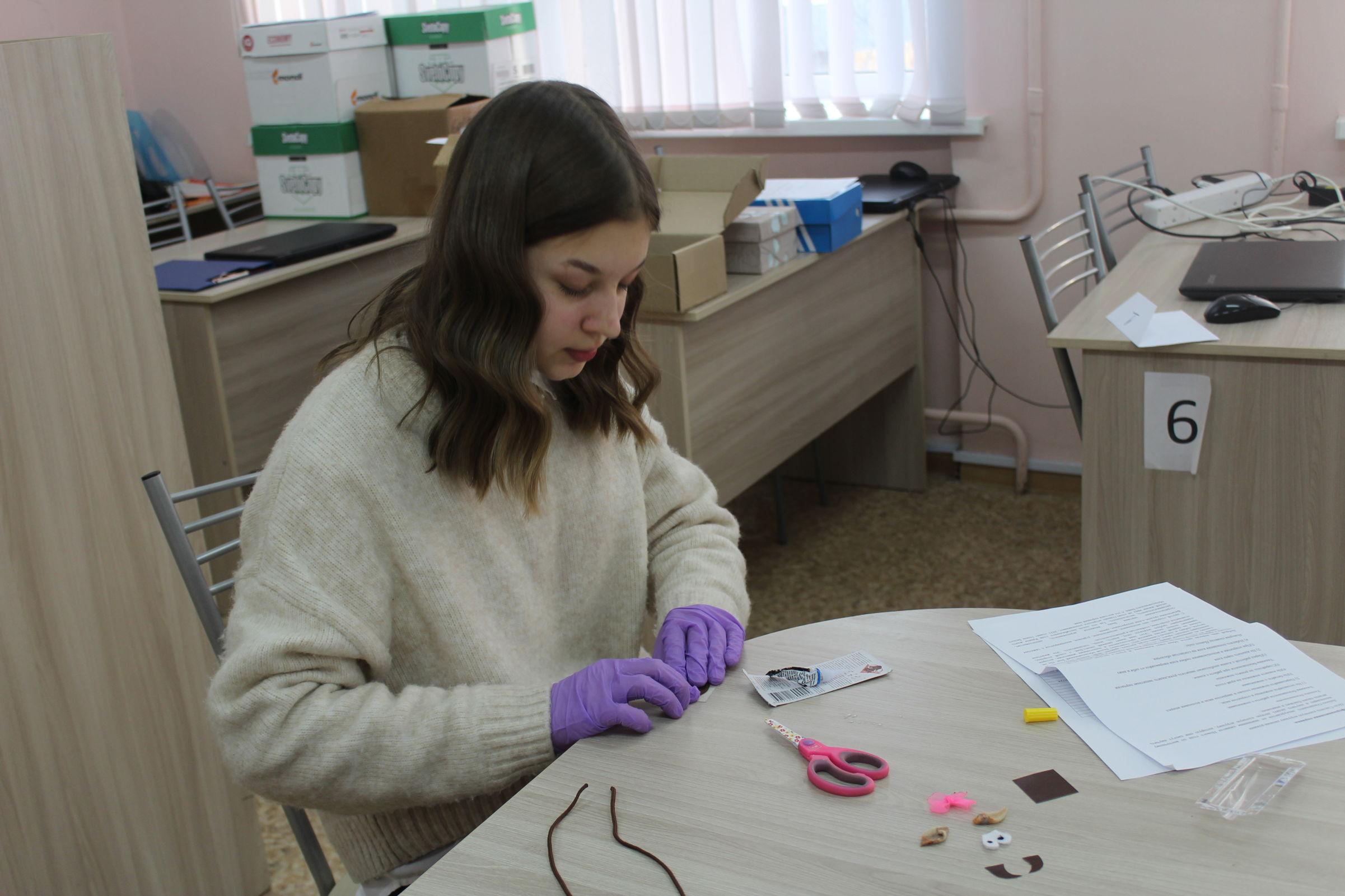 Ярославские школьники сдали демоэкзамен по стандартам «Ворлдскиллс»