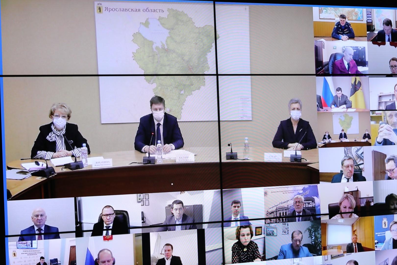 Ярославская область занимает лидирующие позиции в ЦФО и 15-е место в России по уровню трудоустройства выпускников