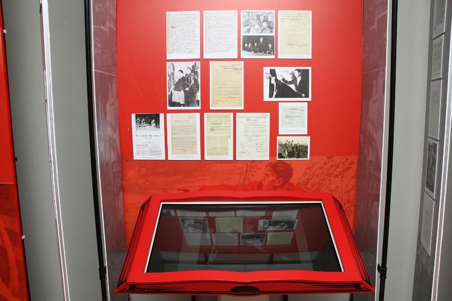 В Рыбинске открыли музей Юрия Андропова