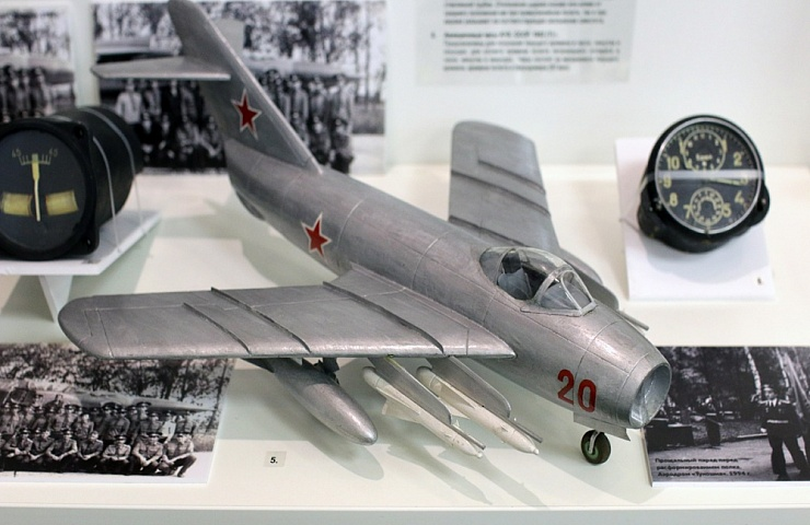 Выставка об истории местной авиации открылась в Ярославле