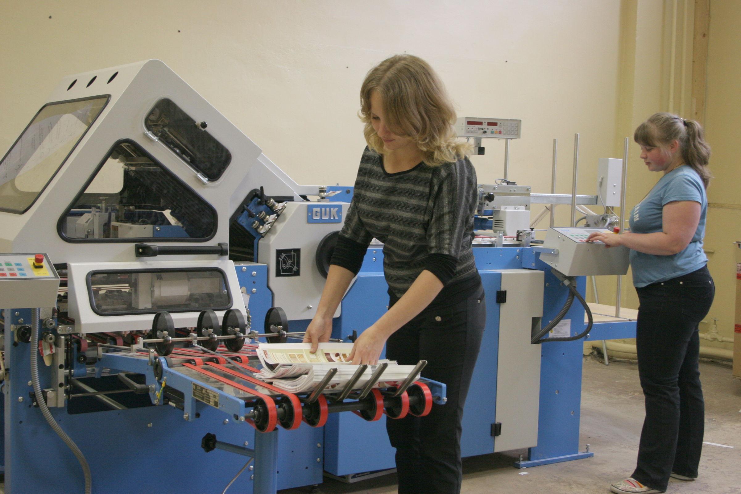 Новые мастерские открылись в Рыбинском полиграфическом колледже