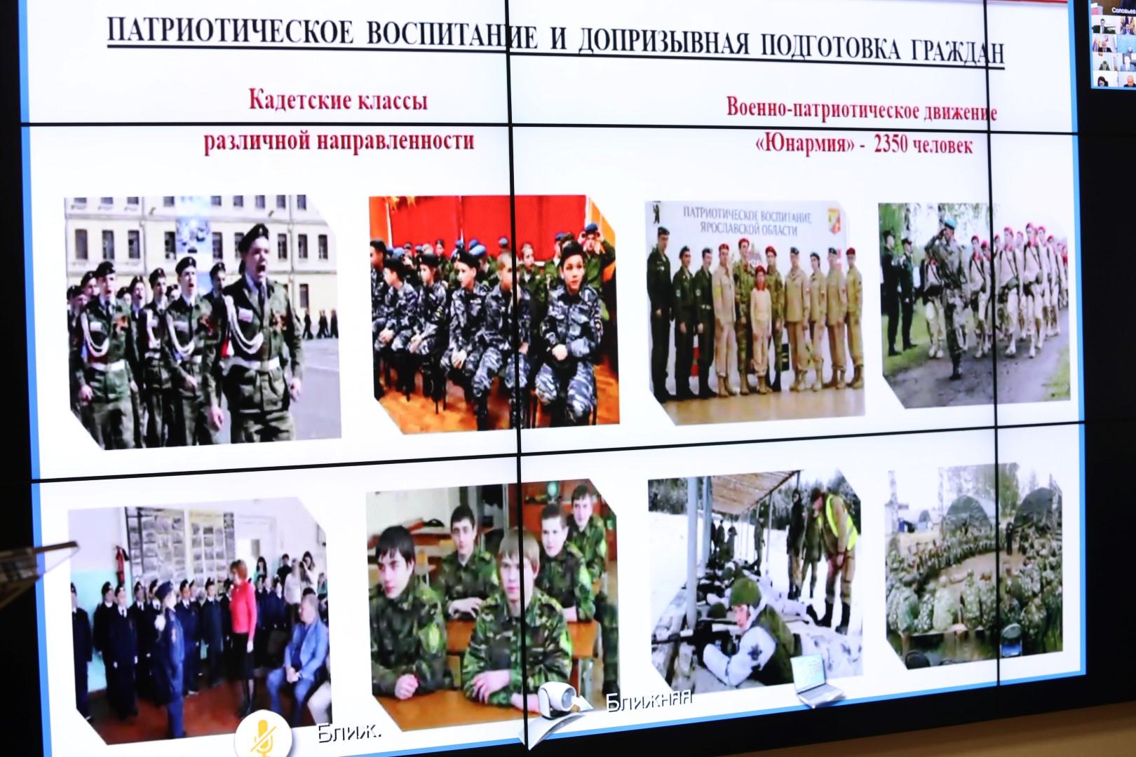 Более 2 тысяч призывников из Ярославской области отправились на прохождение военной службы в этом году