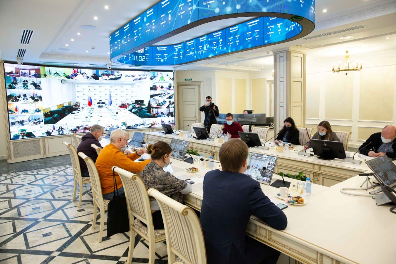 Генеральный директор «Россети Центр» и «Россети Центр и Приволжье» Игорь Маковский подвёл итоги прошедшего года и определил ключевые приоритеты на будущий