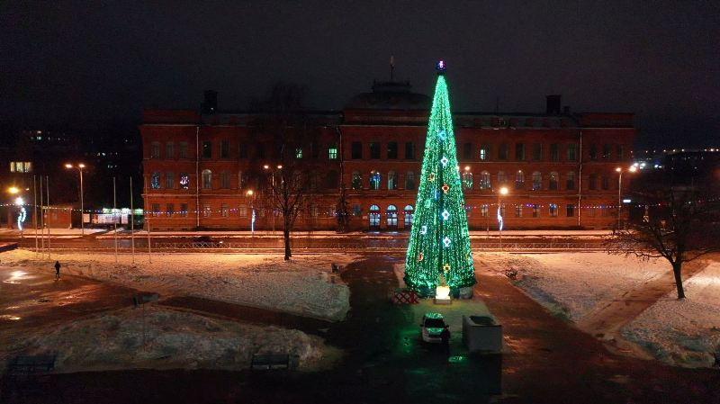 В Рыбинске отменили гулянья в новогоднюю ночь
