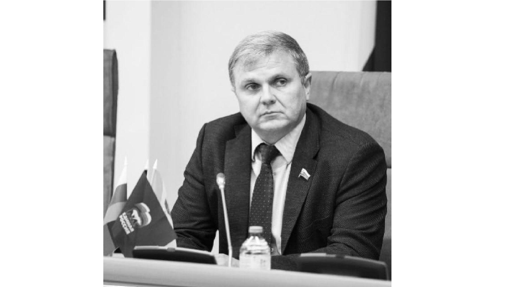 Дмитрий Миронов выразил соболезнования всем, кто знал погибшего председателя областной Думы