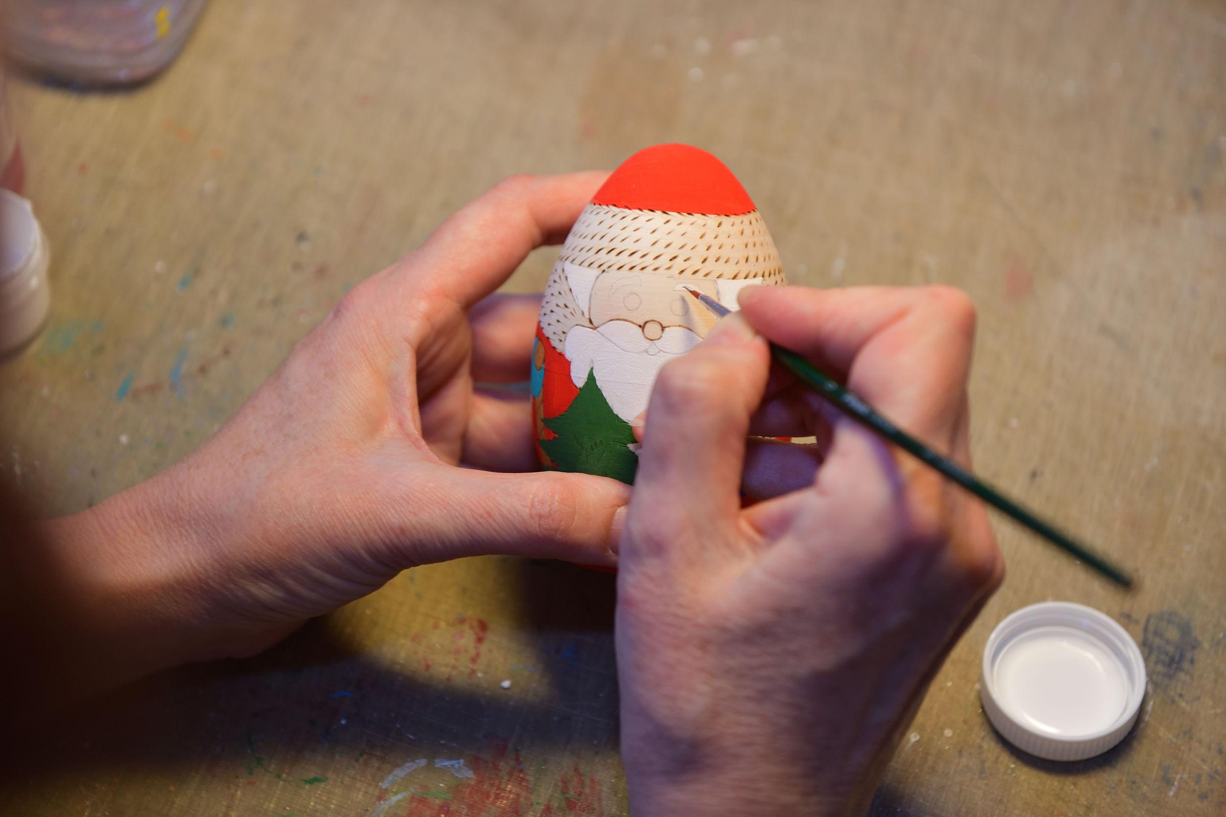 Щелкунчик из Углича. Как в Ярославской области делают удивительные деревянные игрушки