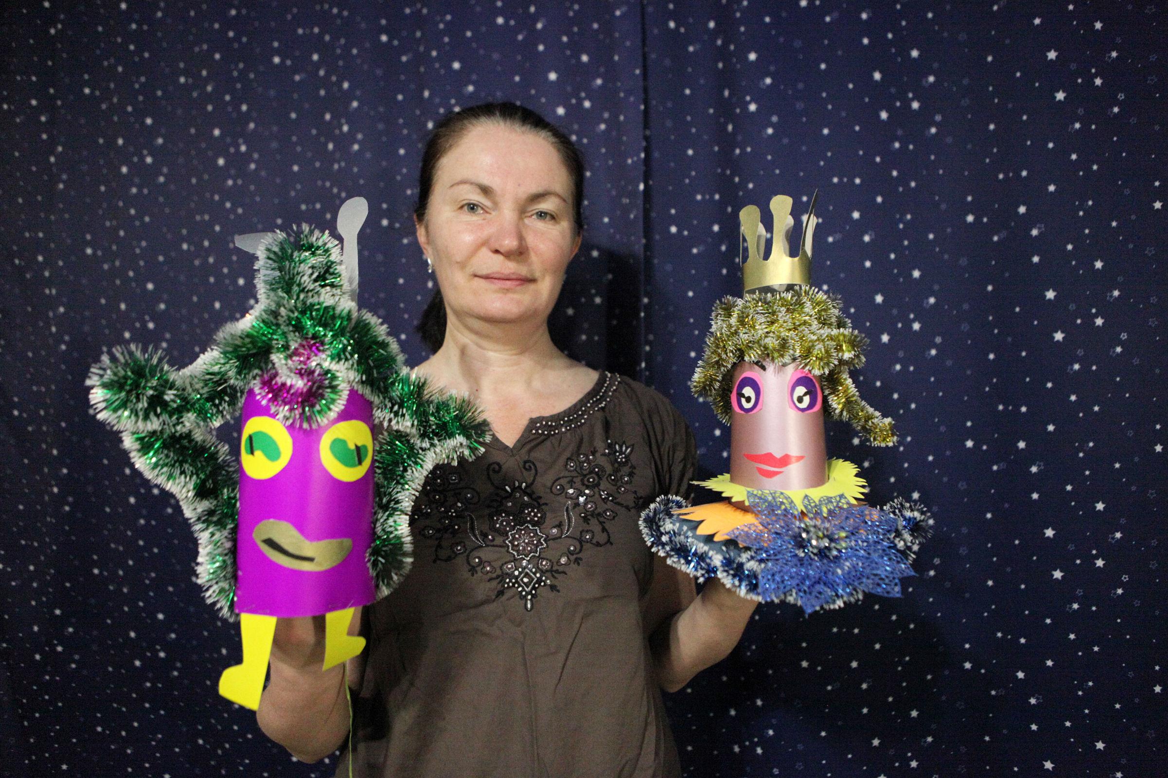 Семь простых шагов: ярославна рассказала, как сделать новогоднюю игрушку