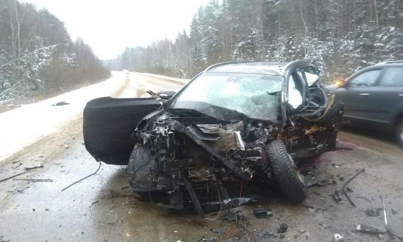Скончалась вторая участница аварии, в которой погиб председатель Яроблдумы