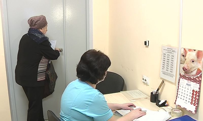 В депздраве прокомментировали ситуацию с очередью в ярославской поликлинике