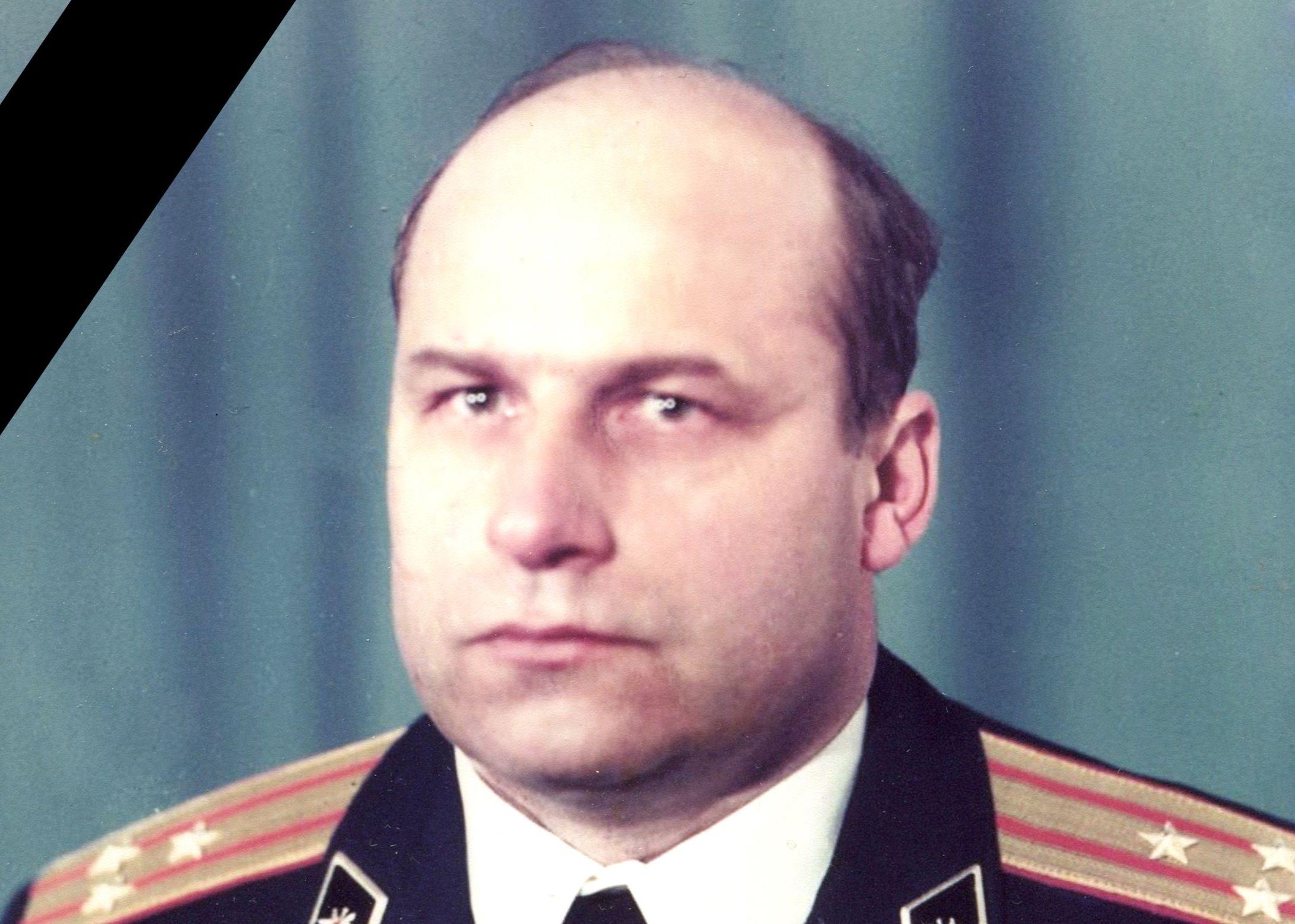 В Ярославле скончался бывший глава радиотелевизионного передающего центра Анатолий Мочкин