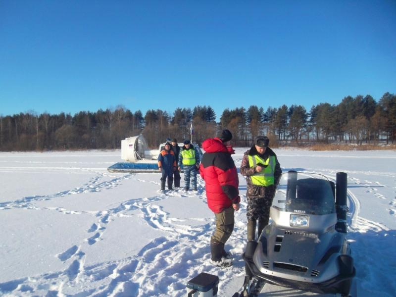 В Ярославской области шестилетнего ребенка переехали снегоходом