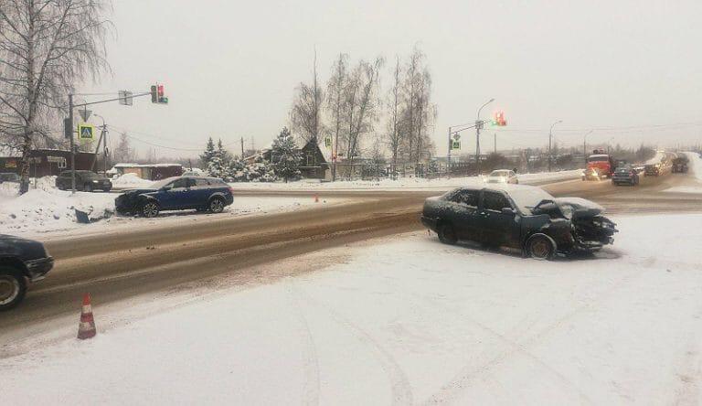 В Рыбинске в ДТП пострадала 10-летняя девочка