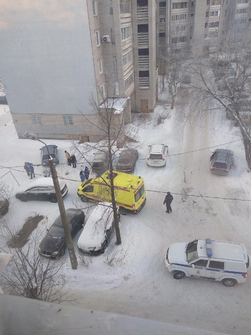 В Ярославле на улице обнаружили труп мужчины