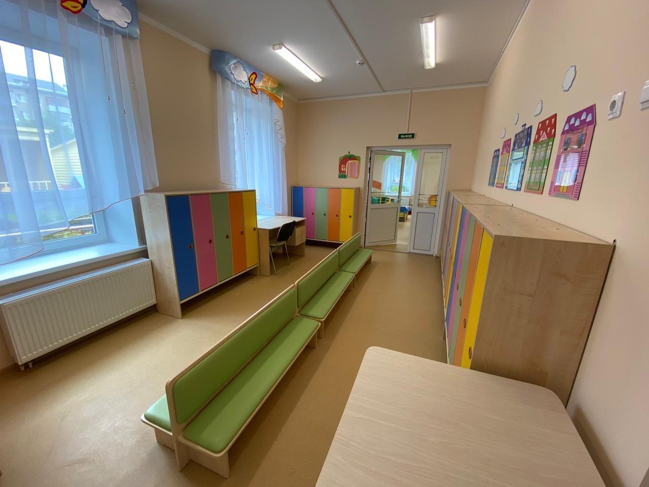 Дмитрий Миронов: пять детских садов и яслей построим в регионе в этом году