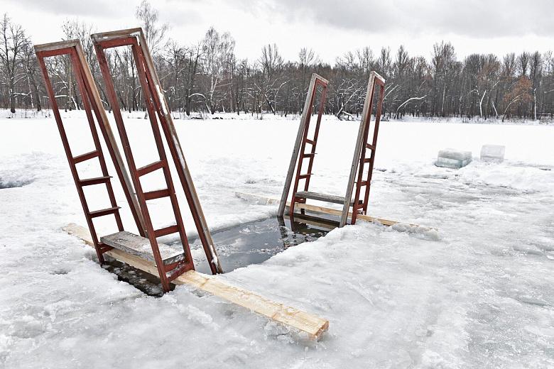 В Ярославле готовят пять купелей к Крещению: где можно будет окунуться