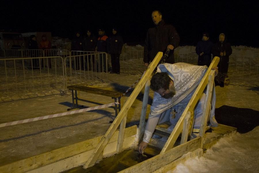 В Рыбинске к Крещению оборудуют купель в Переборах
