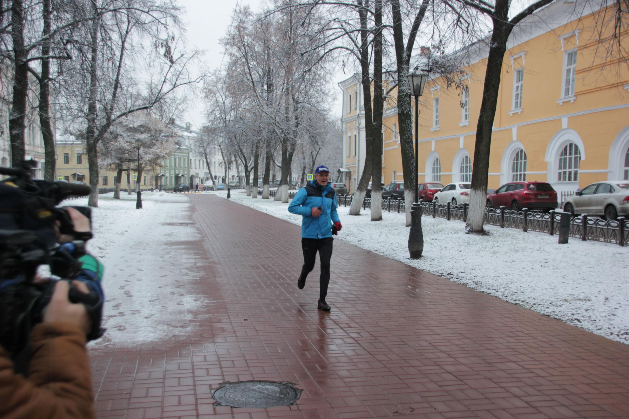 Ультрамарафонец Дмитрий Ерохин пробежит 108 километров по городам Золотого кольца