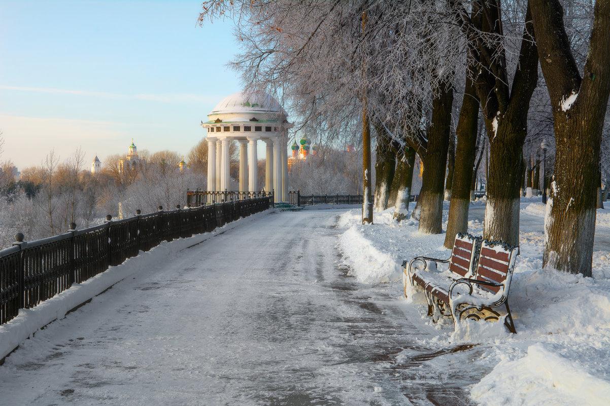 Дмитрий Миронов: 17 января исполняется 50 лет запуску маршрута «Золотого кольца»